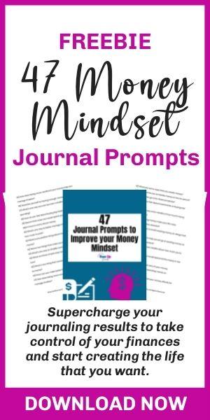 Money mindset Prompts