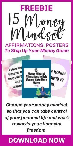 money mindset affirmations