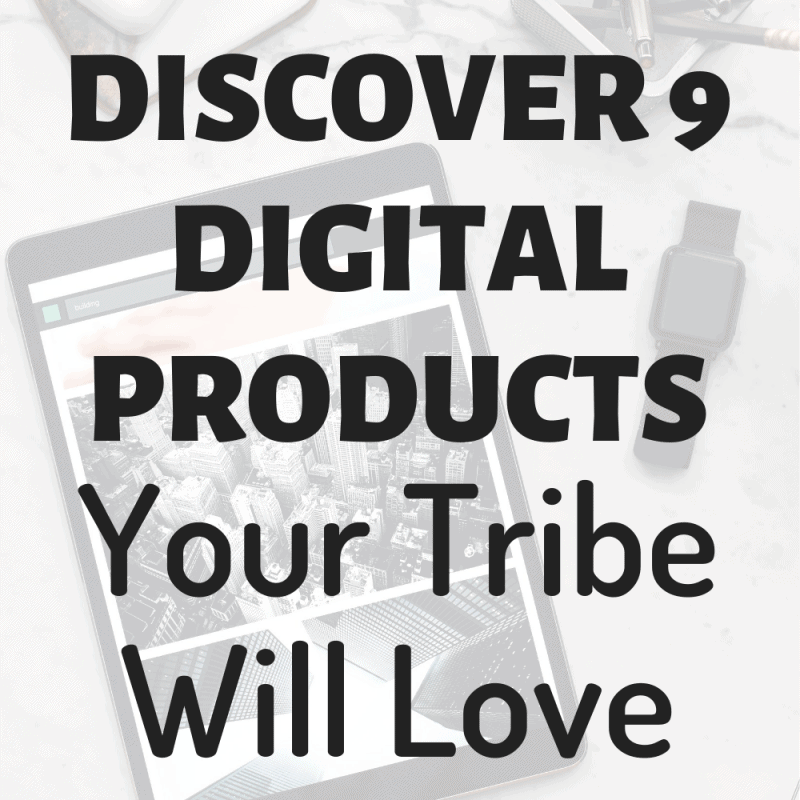 digital products to sell online