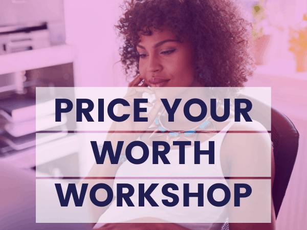 Price Your Worth