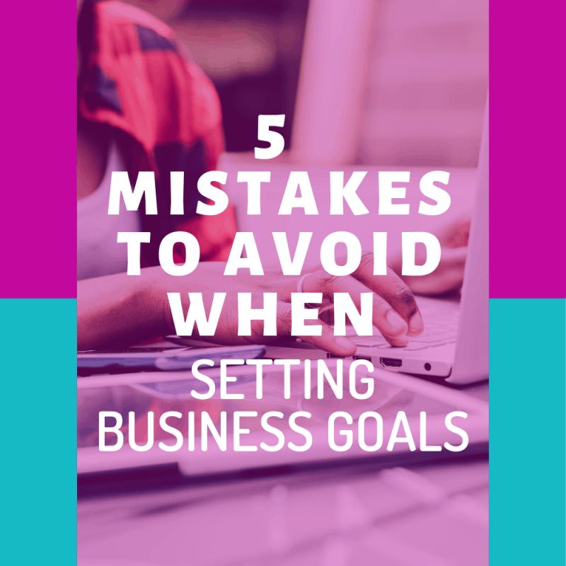 setting business goals