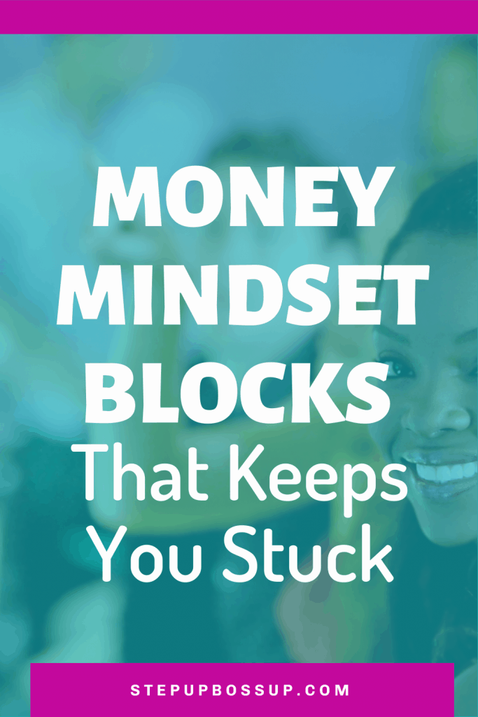 Money Mindset Blocks