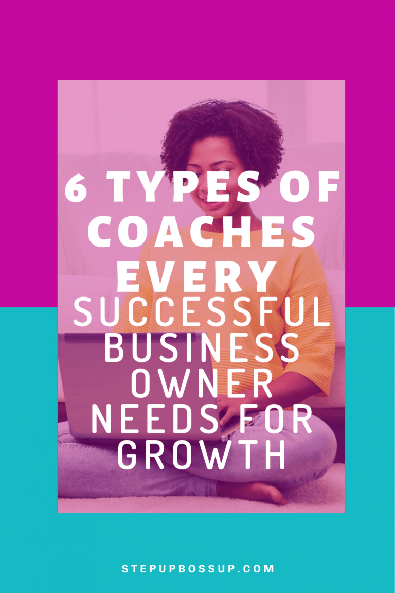 types of coaches