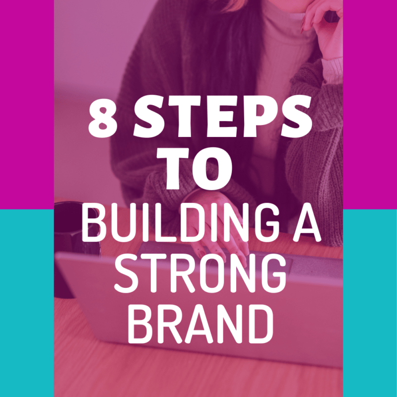 Building a Strong Brand