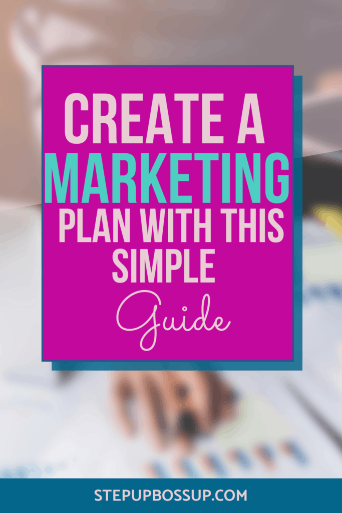 How to Create a Marketing Plan